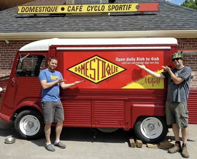 Cafe Domestiique Coffee Truck